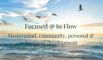 Influex store focused   in flow mastermind  community  personal   business development for geniusu tbc