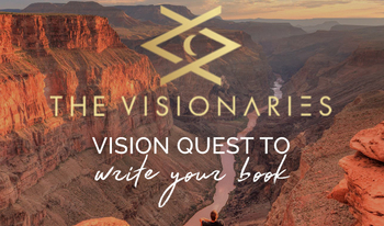 Influex store vision quest to write your book