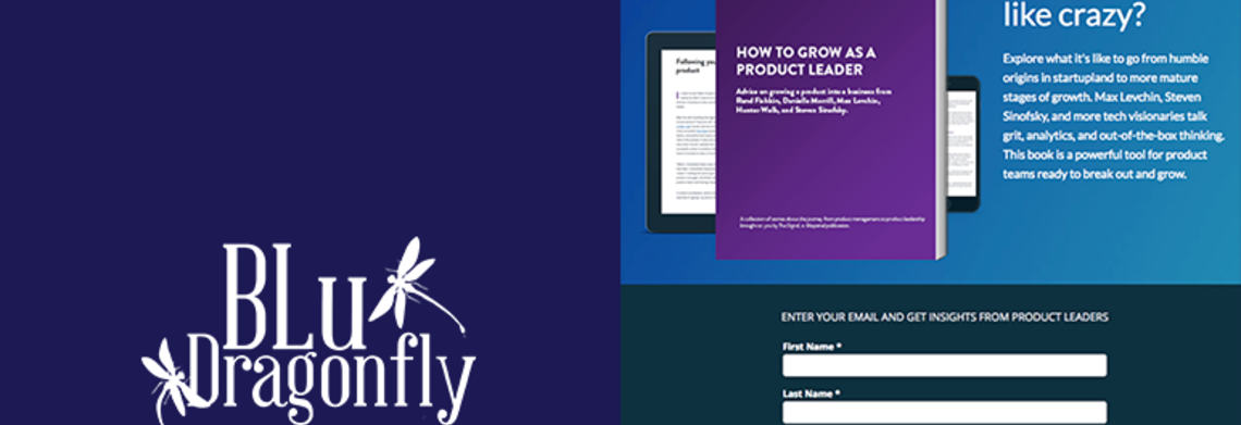 Show landing page 1