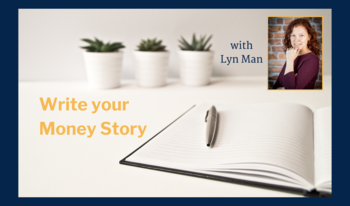 Influex store write your money story 1