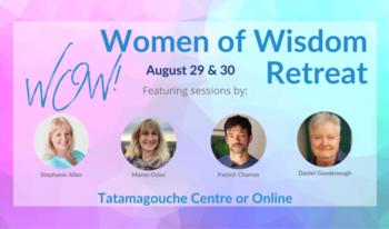 Influex store women of wisdom retreat