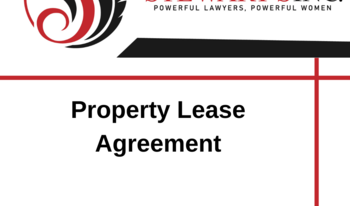 Influex store property lease agreement
