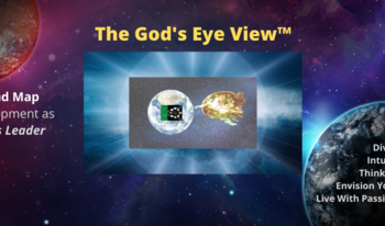 Influex store the god s eye view  ultimate mind map product banner