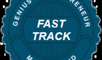 Influex store fast track gem logo
