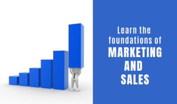 Influex store foundations of marketing and sales