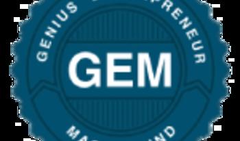Influex store gem logo